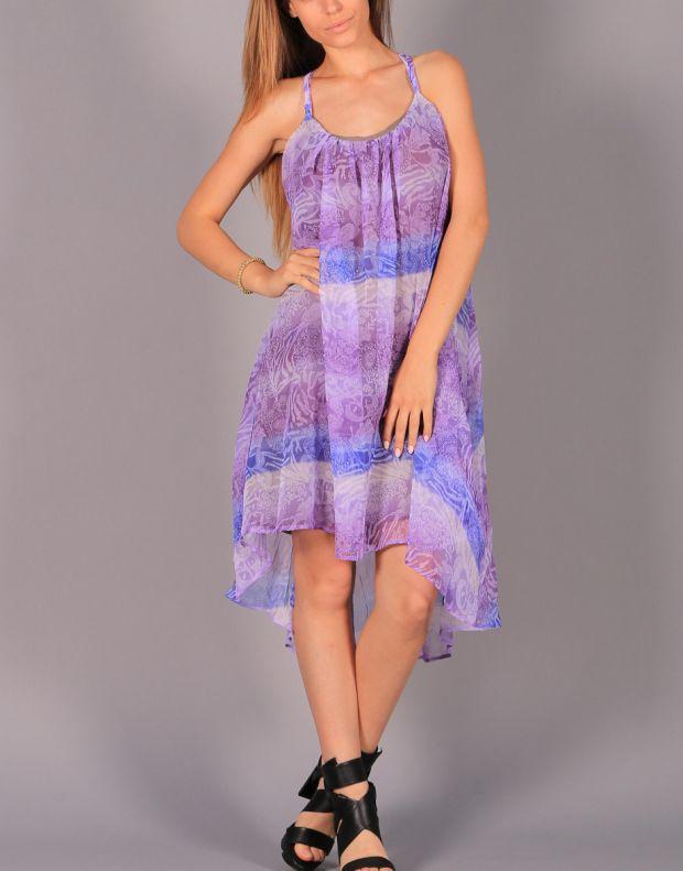 PAUSE Galena Dress Lila - 1