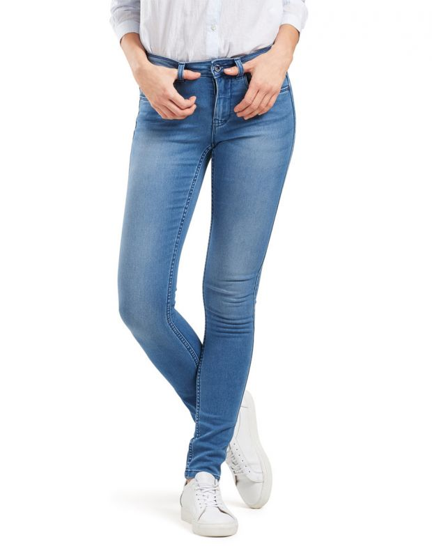 ONLY Ultimate Soft Reg Skinny Fit Jeans - 1