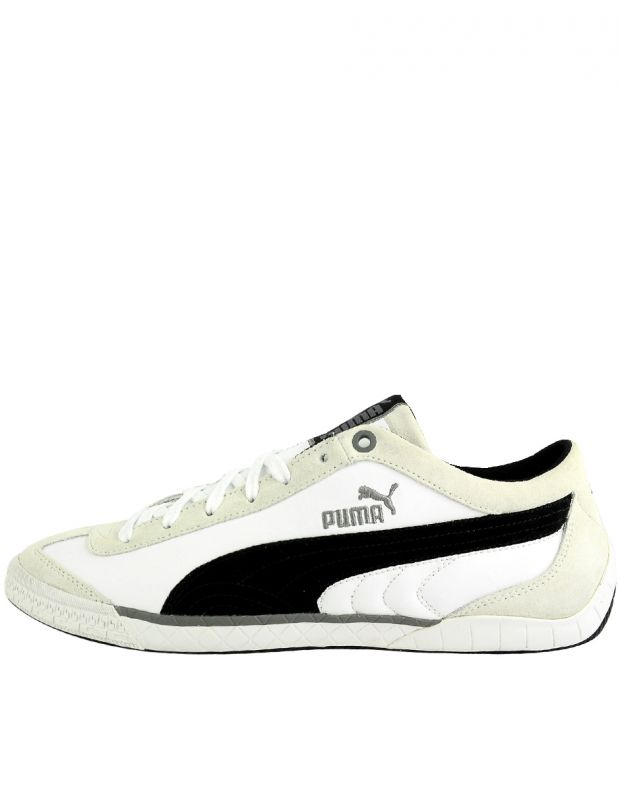 PUMA Lace Up Trainers Low - 1