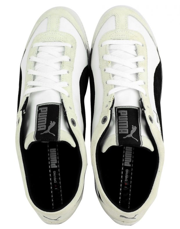PUMA Lace Up Trainers Low - 5