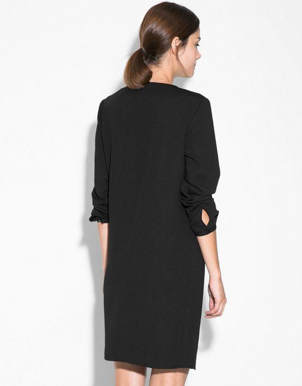 MANGO Wrap Neckline Dress - 2