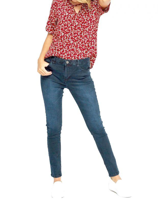 ZARA Basic Jeans Indigo - 3