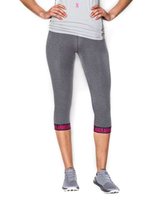 UNDER ARMOUR Power In Pink Favorite Tights - 1
