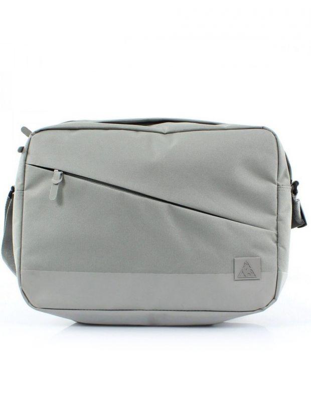 LE COQ SPORTIF Reporter Beton Bag Grey - 1510886 - 1