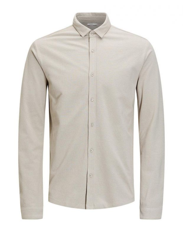 JACK&JONES Jersey Long Sleeved Shirt - 1