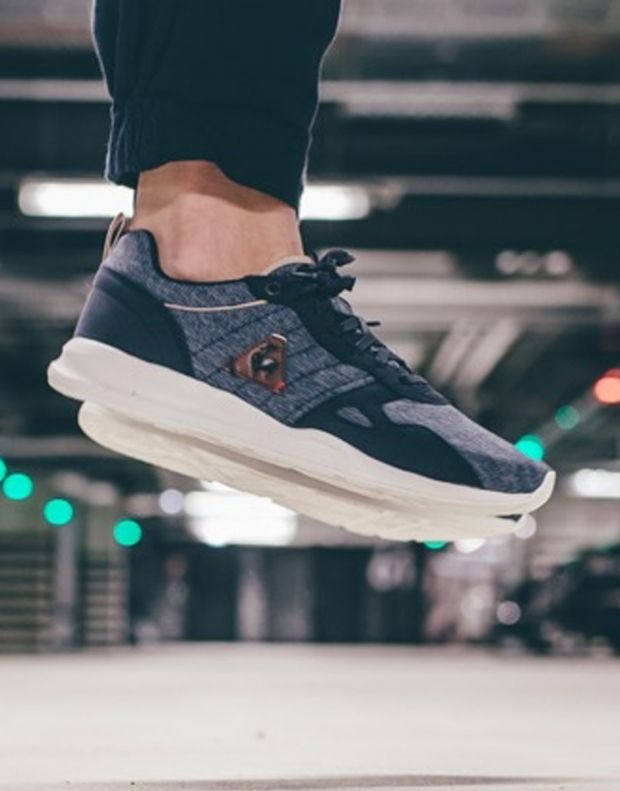 LE COQ SPORTIF R600 Craft 2 Tones Denim W Blue - 2