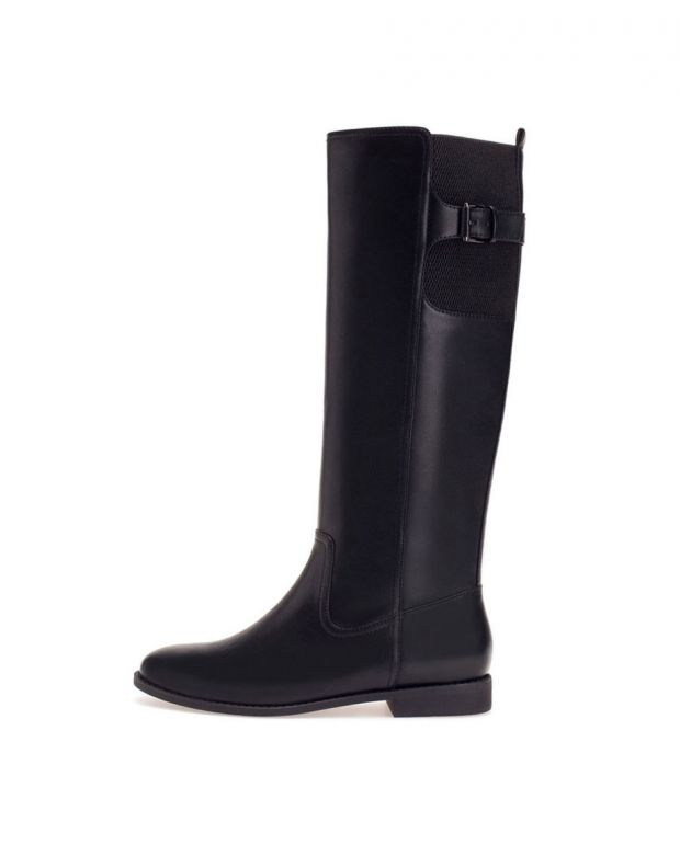 STRADIVARIUS High Boots Black - 1