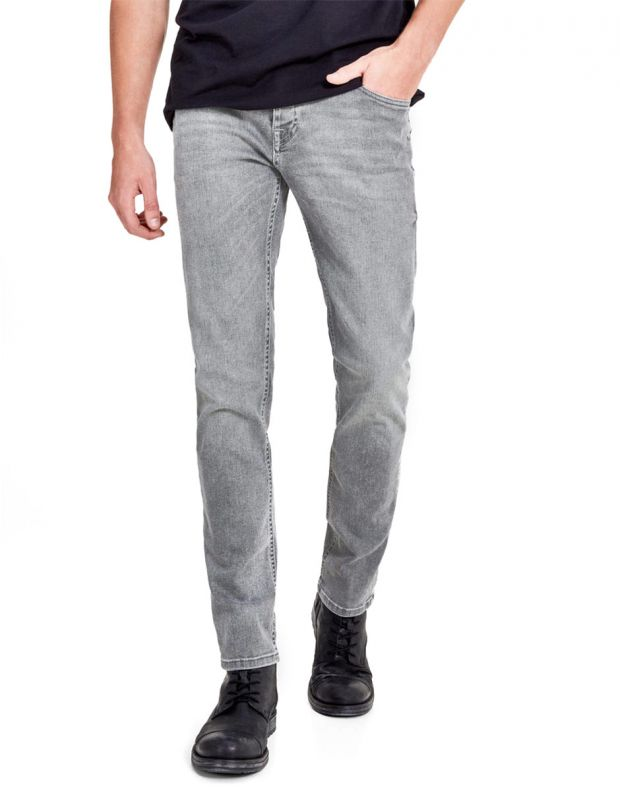 JACK&JONES Tim Original Slim Fit Jeans - 1