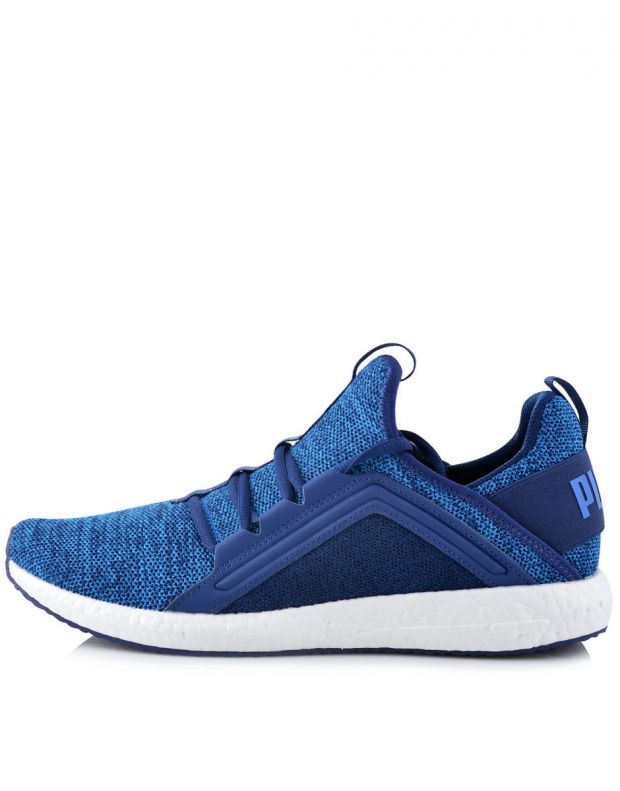 PUMA NRGY Knit Blue - 1