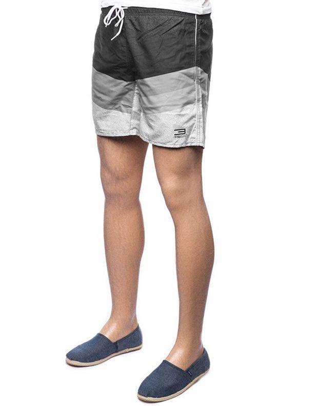 JACK&JONES Leyer Shorts Grey - 1