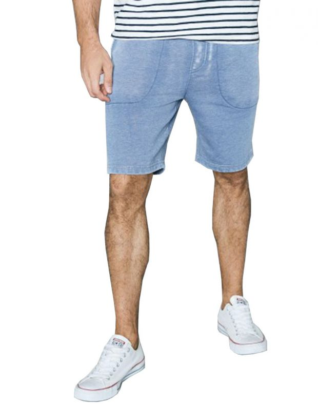 JACK&JONES Vintage Fade Shorts Blue - 1