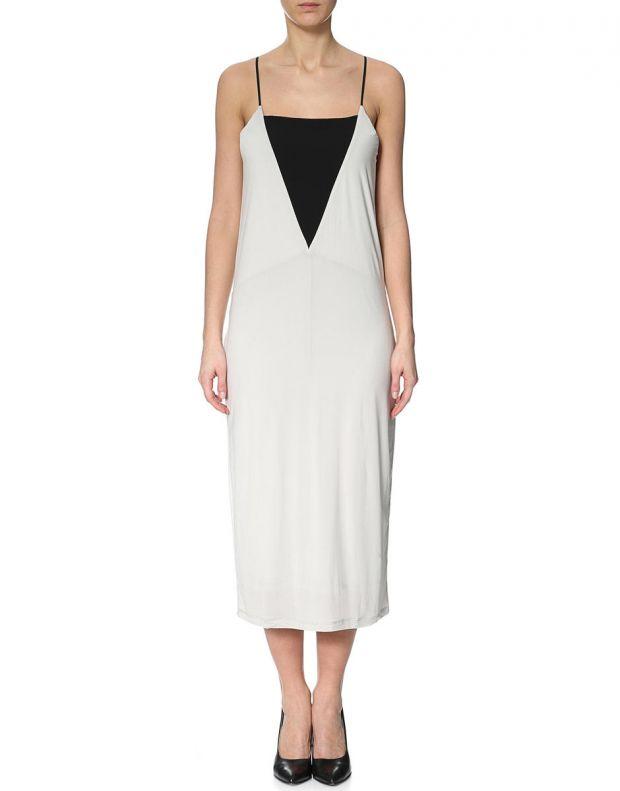 VILA Vissuna Dress Grey - 1