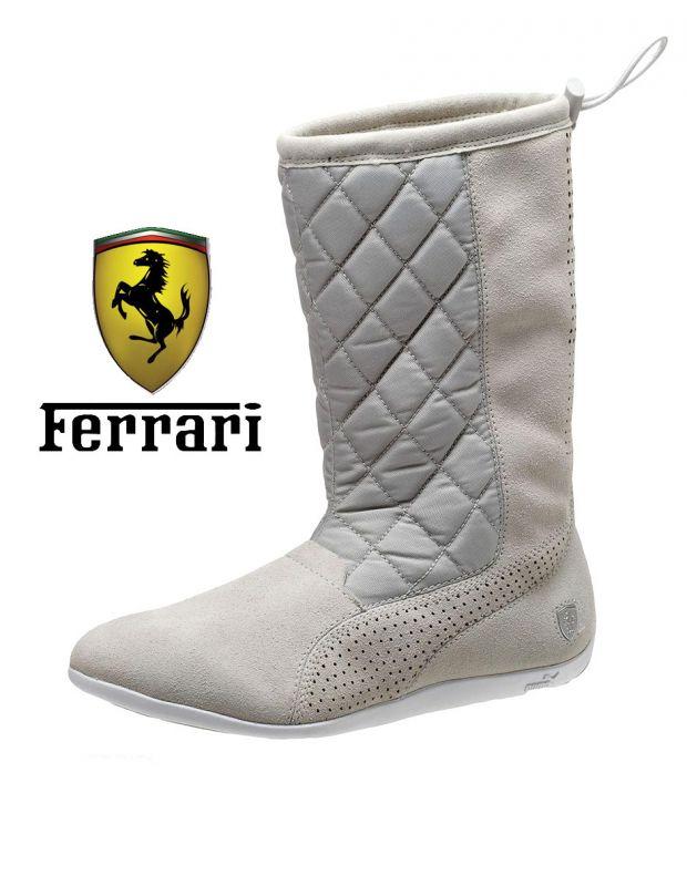 PUMA Femoto Ferrari Grey - 1