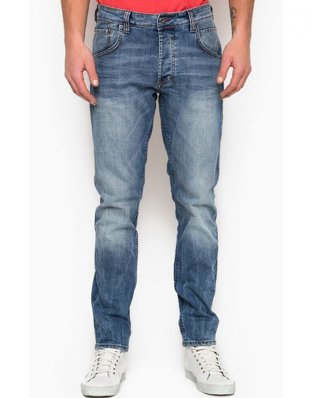 MUSTANG Michigan Tapered Jeans - 1