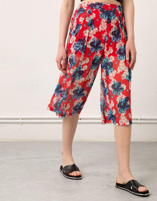 BERSHKA Flower Pant - 1