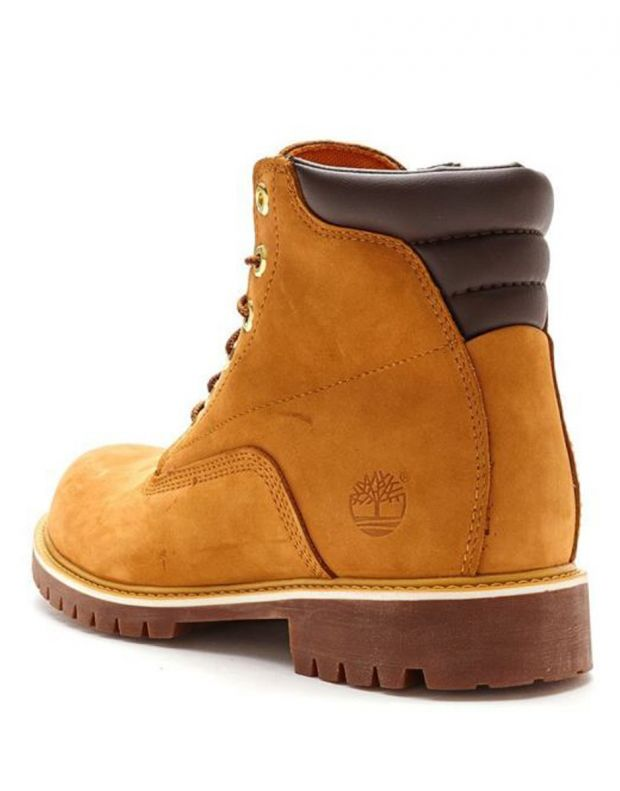 TIMBERLAND Alburn 6-inch Waterproof Boots All Brown - 37578 - 3