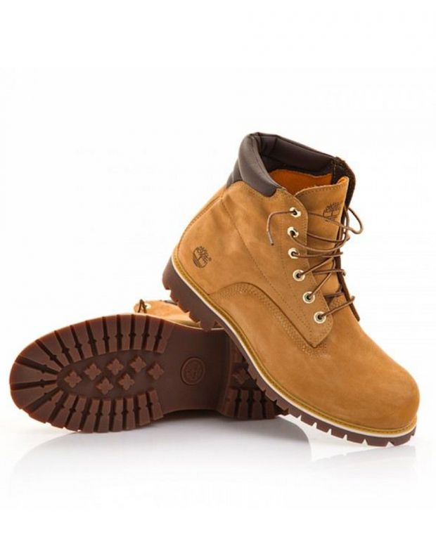 TIMBERLAND Alburn 6-inch Waterproof Boots All Brown - 37578 - 5
