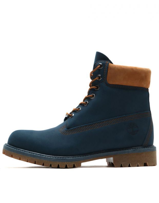 TIMBERLAND Icon 6 Inch WP Boot Blue Marine - 1