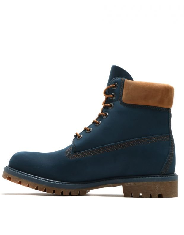 TIMBERLAND Icon 6 Inch WP Boot Blue Marine - 3