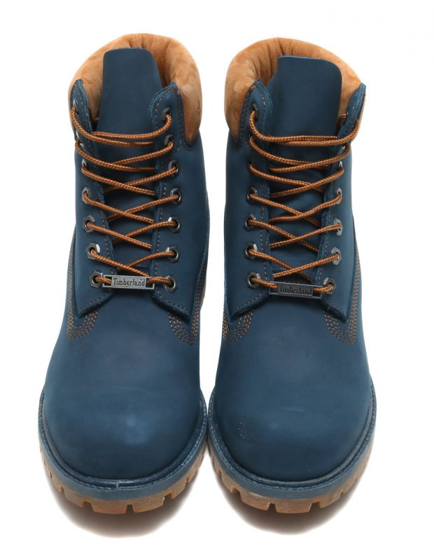 TIMBERLAND Icon 6 Inch WP Boot Blue Marine - 5