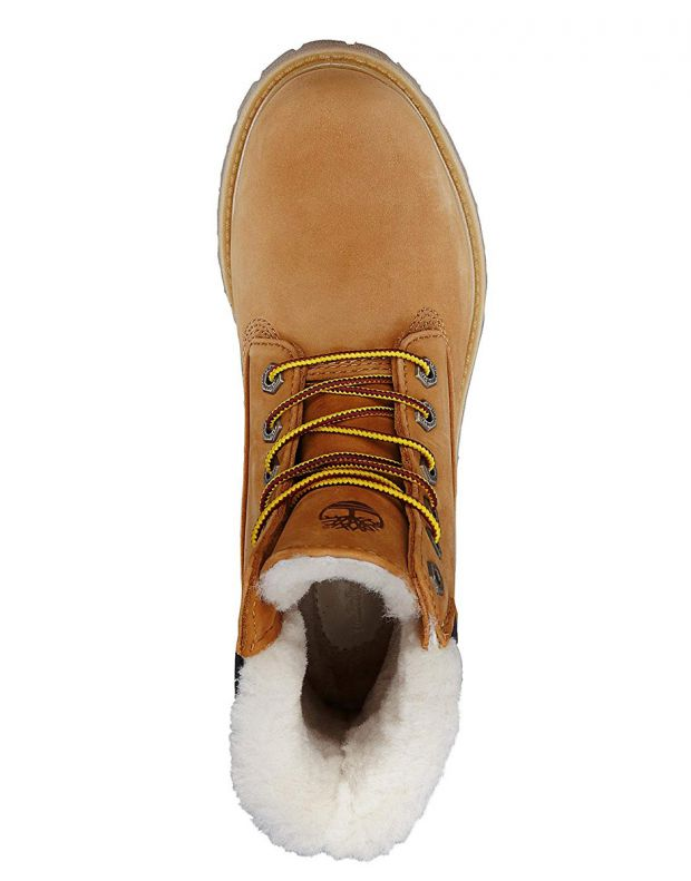 TIMBERLAND Icon 6 Inch Shearling WP Boot - 3