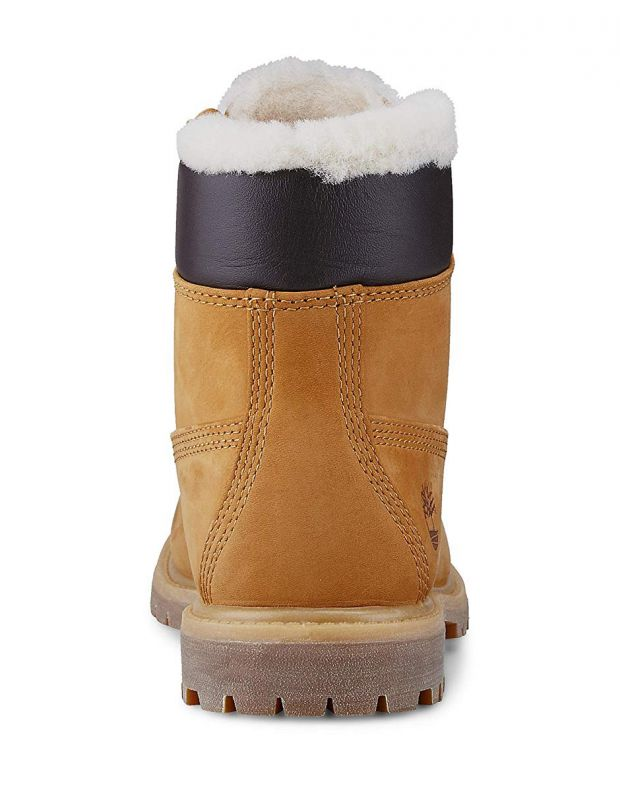 TIMBERLAND Icon 6 Inch Shearling WP Boot - 4