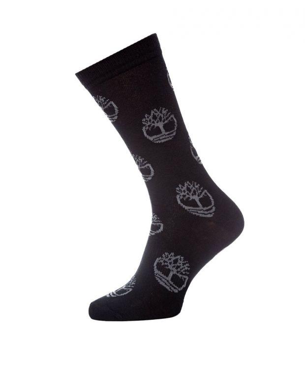 TIMBERLAND Cotton Blend Novelity Crew Sock A1ED2-001