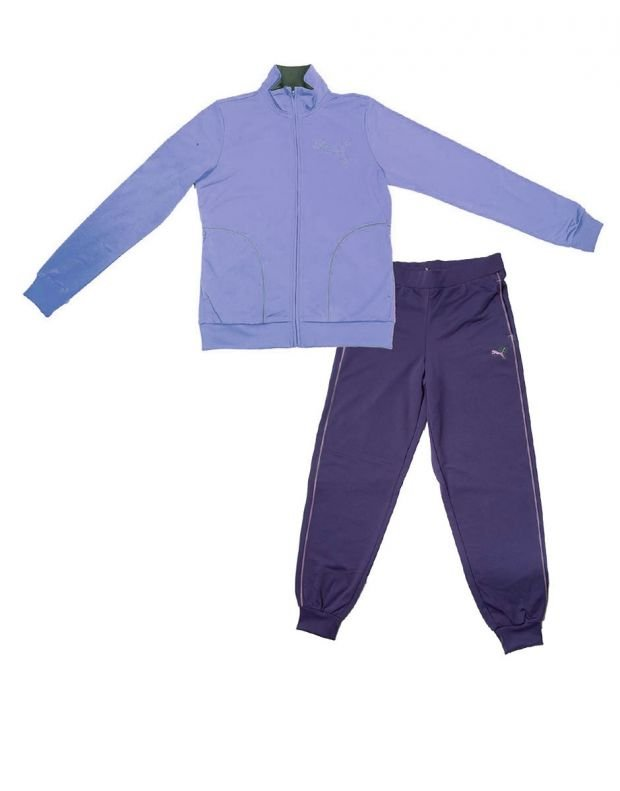 PUMA Fun Graphic Ess Suit Purple 834788-20