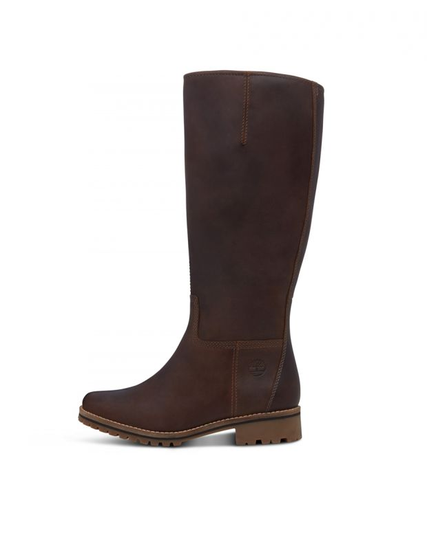 TIMBERLAND Main Hill Tall Boot Brown - 1