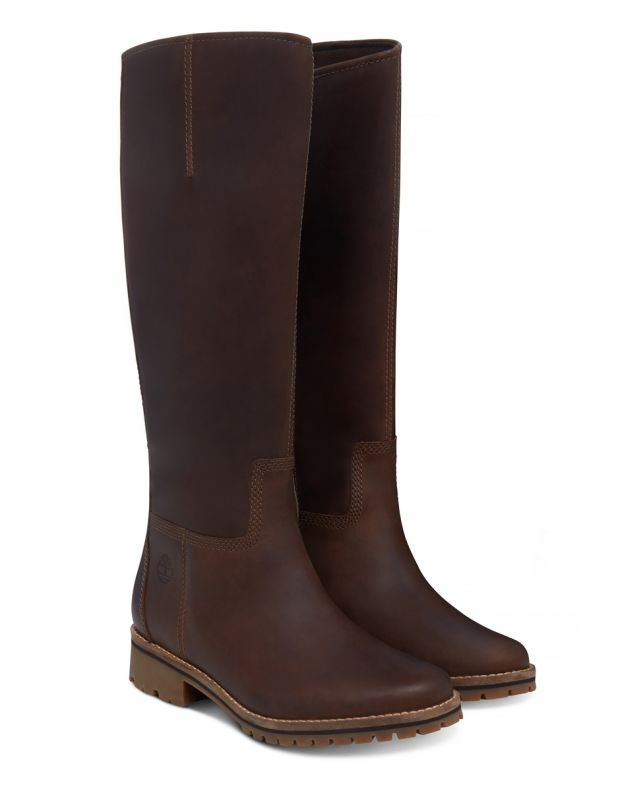 TIMBERLAND Main Hill Tall Boot Brown - 2
