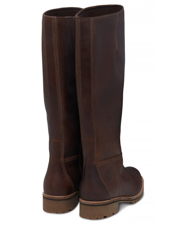 TIMBERLAND Main Hill Tall Boot Brown - 4