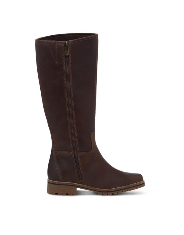 TIMBERLAND Main Hill Tall Boot Brown - 7