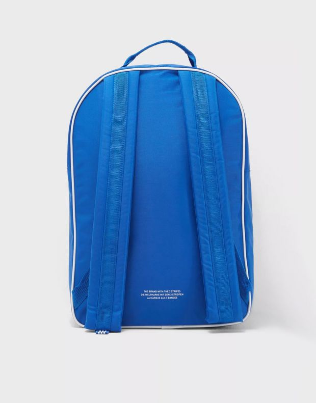 ADIDAS Adicolor Classic Blue Backpack - CW0628 - 2