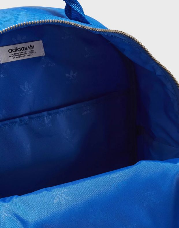 ADIDAS Adicolor Classic Blue Backpack - CW0628 - 4