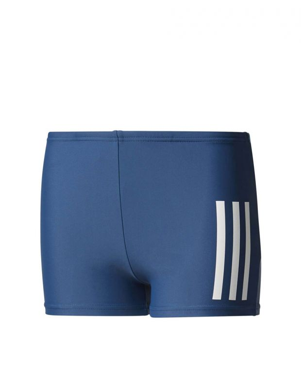 ADIDAS 3 Stripes Boxer Shorts Blue - CD0854 - 1