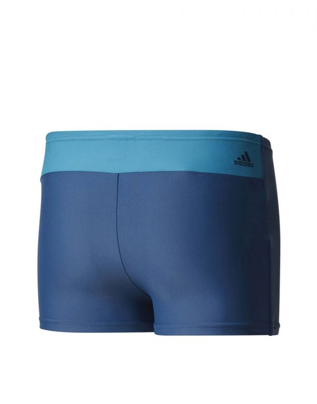ADIDAS 3 Stripes Boxer Shorts Blue - CD0854 - 2
