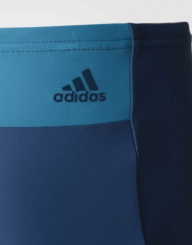 ADIDAS 3 Stripes Boxer Shorts Blue - CD0854 - 5