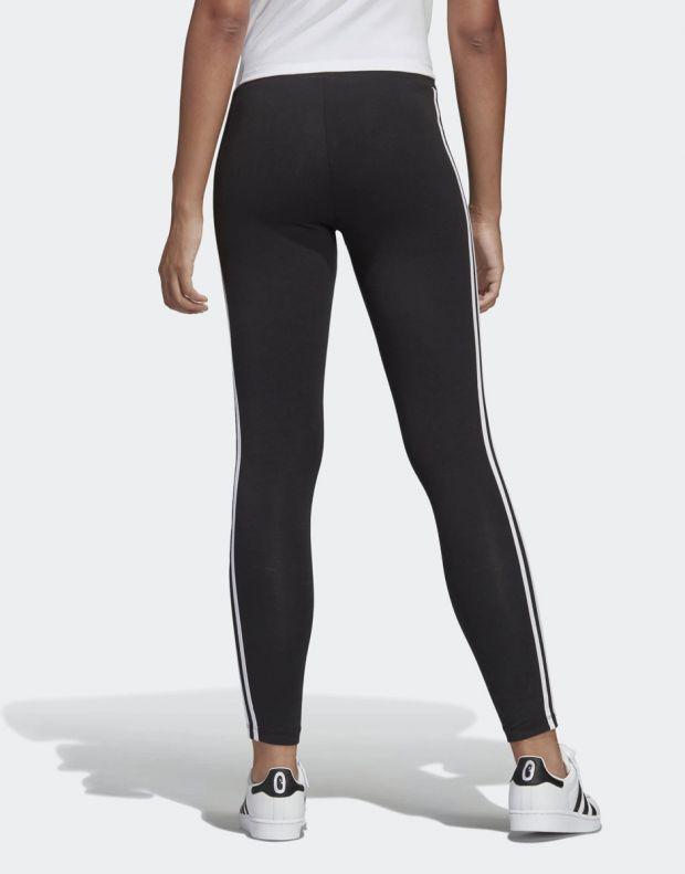ADIDAS 3-Stripes Leggings Black - 2