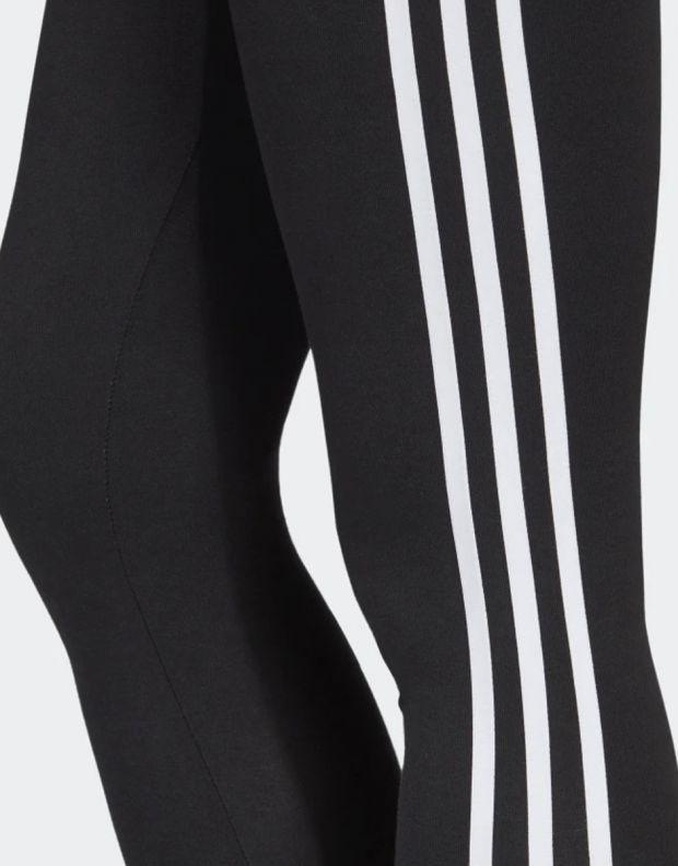 ADIDAS 3-Stripes Leggings Black - 6