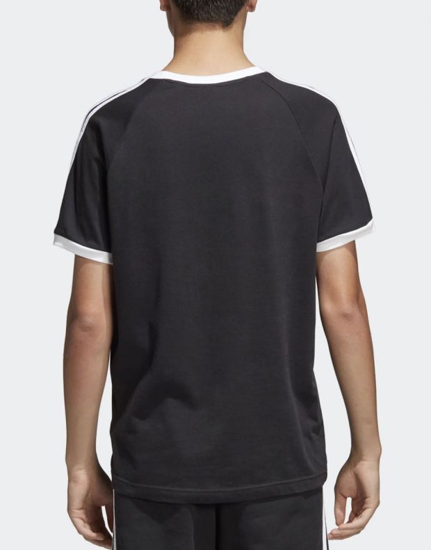 ADIDAS 3-Stripes Tee Black - 2