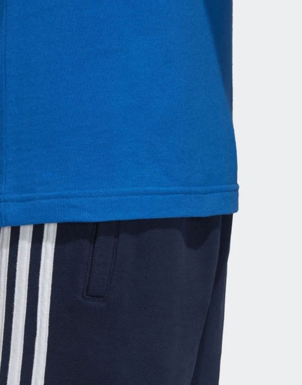 ADIDAS Originals 3-Stripes Tee Blue - 5