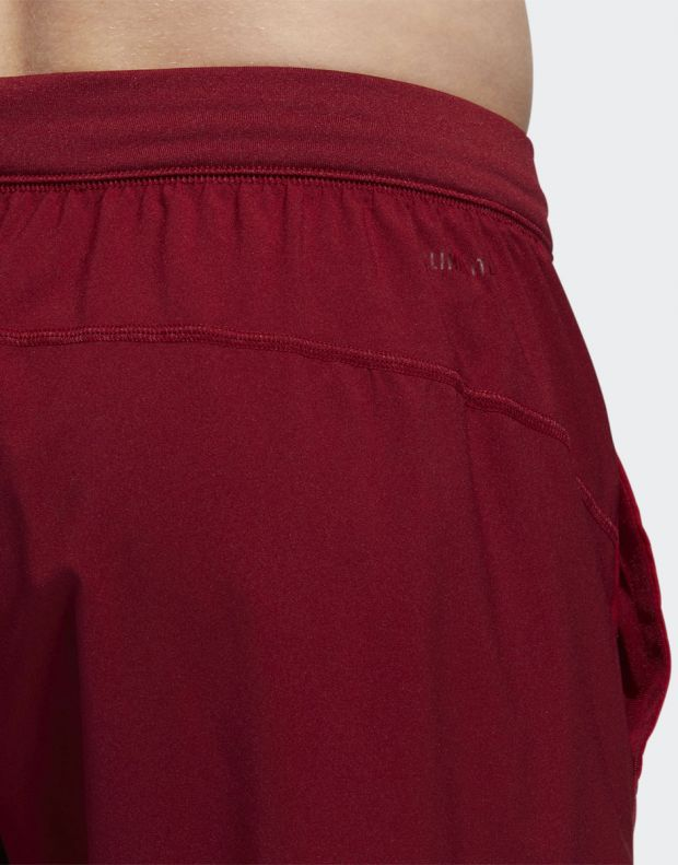 ADIDAS 4KRFT Woven 10-inch Shorts Red - EB7914 - 5