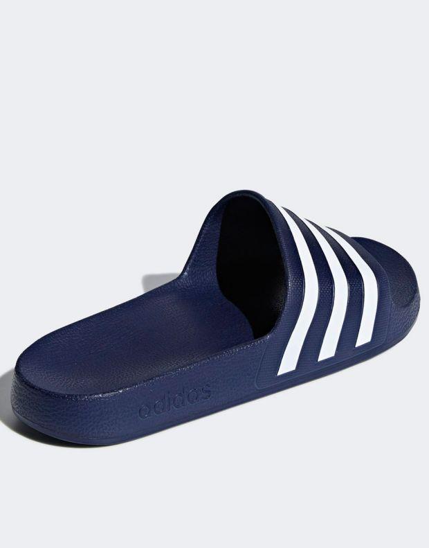 ADIDAS Adillette Flip Flop Blue - 4