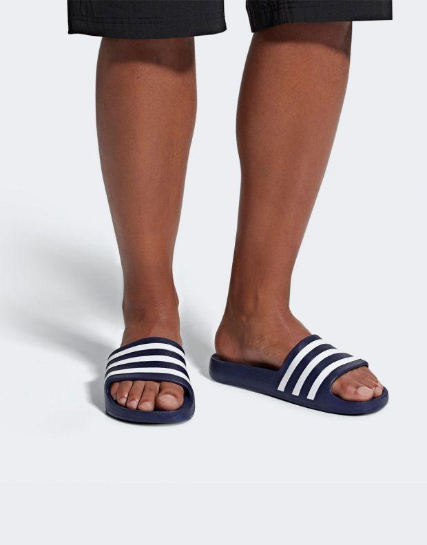 ADIDAS Adillette Flip Flop Blue - 9