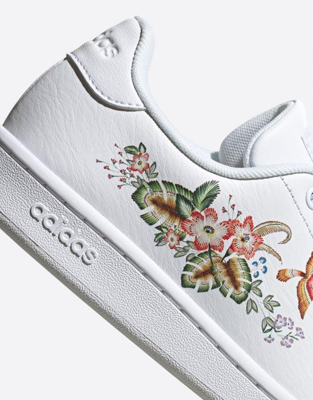 ADIDAS Advantage Flower White - EF0135 - 8