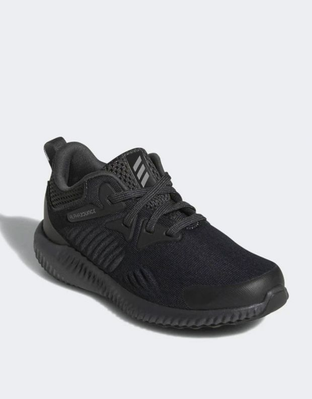 ADIDAS Alpha Bounce Beyond Black - B42285 - 3