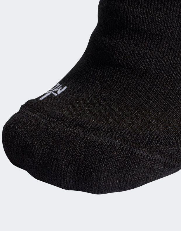 ADIDAS Alphaskin Cushioning Crew Sock Black - CV7428 - 3