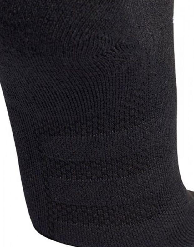 ADIDAS Alphaskin Maximum Cushioning Ankle Socks Black - CV7595 - 2