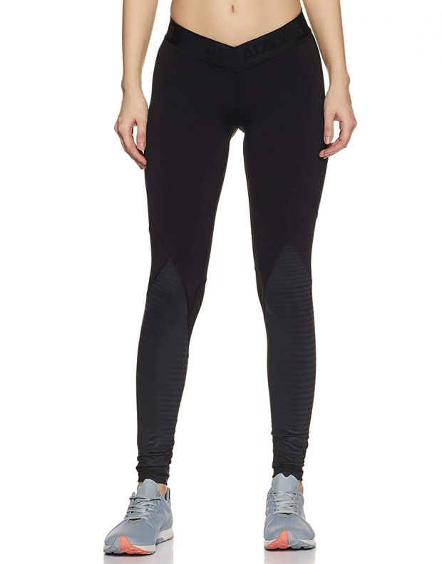 ADIDAS Alphaskin Sport Climawarm Tights Black - CY2246 - 1