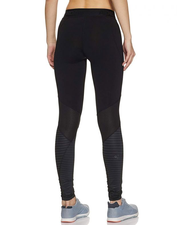 ADIDAS Alphaskin Sport Climawarm Tights Black - CY2246 - 2